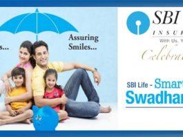 SBI Smart Swadhan Plus