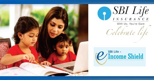 SBI life eIncome insurance plan