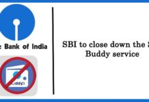 SBI to close down the SBI Buddy mobile e-wallet app