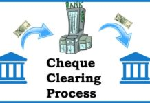 Cheque Clearing Process