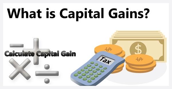 What is capital gain