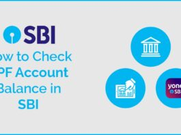 How to Check PPF Account Balance in SBI