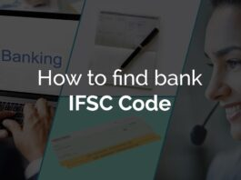 6 Ways to find bank IFSC Code