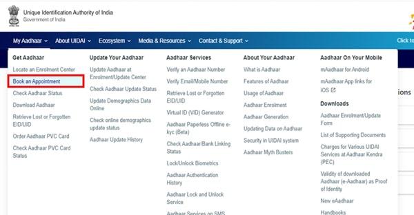 How to Apply Aadhar Card For NRI Online?   Aadhaar Card for NRIs OTP Process
