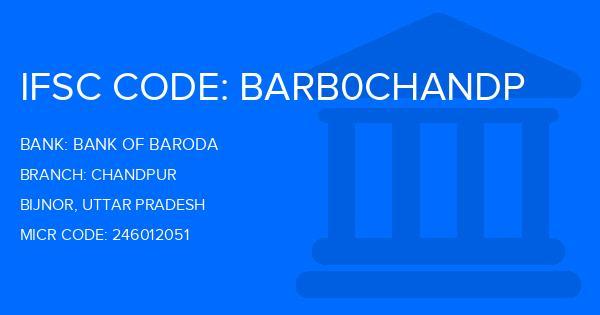 ifsc code of bank of baroda salempur bijnor