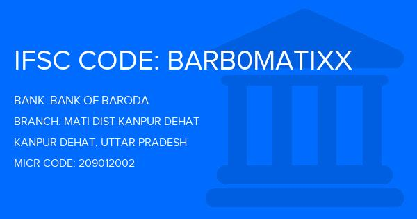 ifsc code of bank of baroda rajpur kanpur dehat
