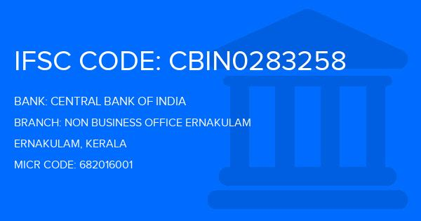 central bank of india ernakulam branch ifsc code