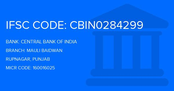 central bank of india bhuj branch contact no