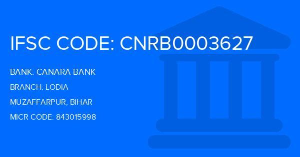 ifsc code of canara bank tri nagar branch