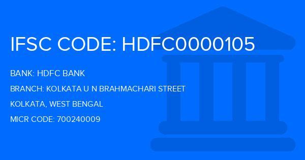 hdfc bank north veli street madurai ifsc code