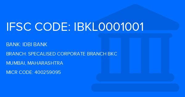 idbi bank mumbai branch ifsc code