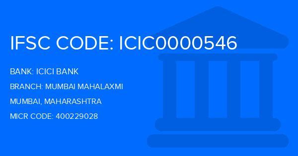 icici bank ifsc code mumbai-andheri w e highway