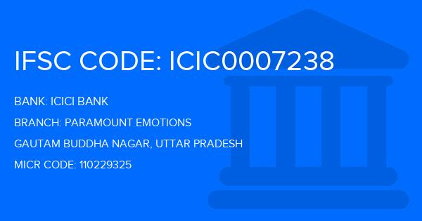 icici bank omega branch greater noida ifsc code
