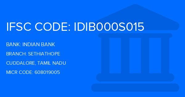south indian bank ifsc code cuddalore