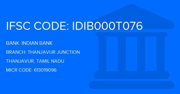 south indian bank thanjavur branch ifsc code