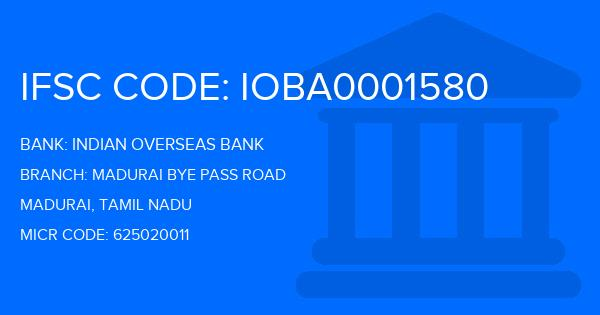 state bank of india madurai bye pass road branch ifsc code