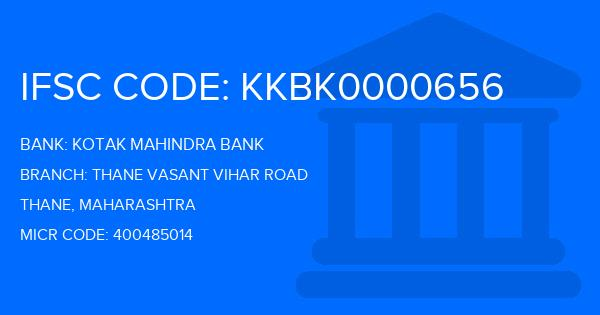 state bank of india thane vasant vihar branch