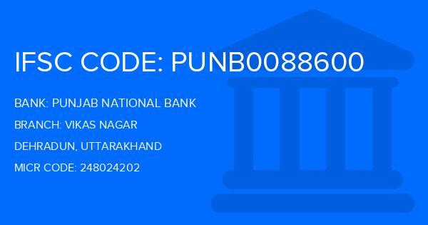 ifsc code pnb dehradun