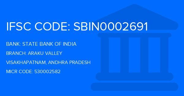 State Bank Of India (SBI) Araku Valley Branch, Visakhapatnam