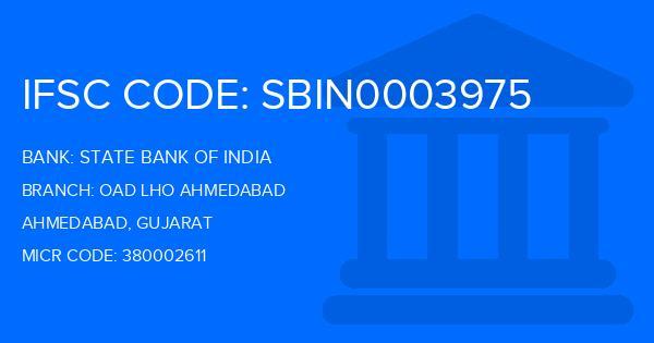 state bank of india ahmedabad gujarat ifsc code