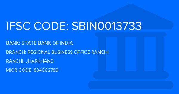 state bank of india dhurwa ranchi ifsc code