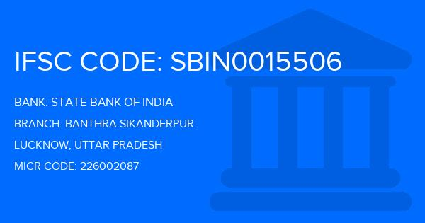 state bank of india chowk branch lucknow ifsc code