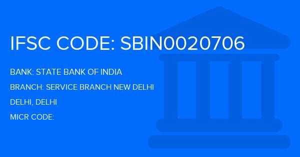 state bank of india delhi branch code