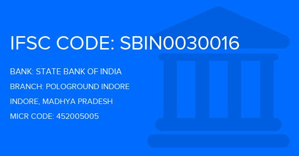 state bank of india ifsc code pologround indore