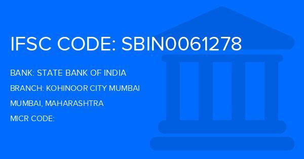 Koinor Eetbank Bottom.State Bank Of India Sbi Kohinoor City Mumbai Branch Mumbai Ifsc
