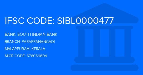 south indian bank tirur branch ifsc code