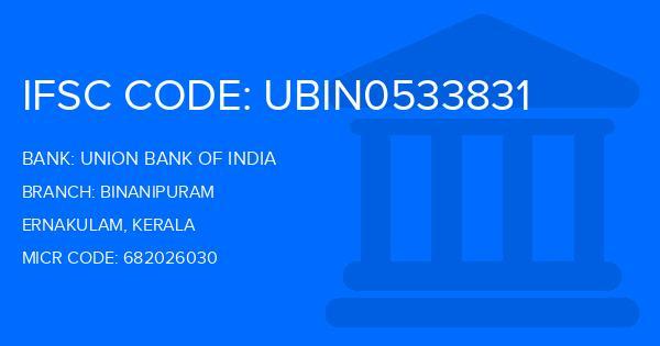 union bank of india nri branch ernakulam