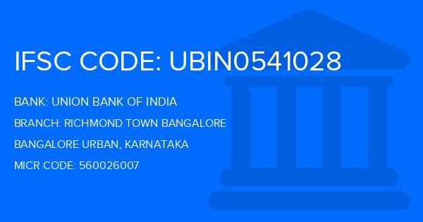 bank of india branch in indiranagar bangalore