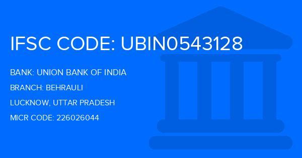 union bank of india jankipuram lucknow ifsc code