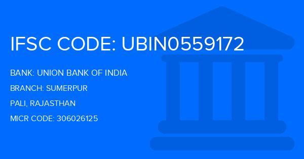 ifsc code of union bank of india pali jaunpur