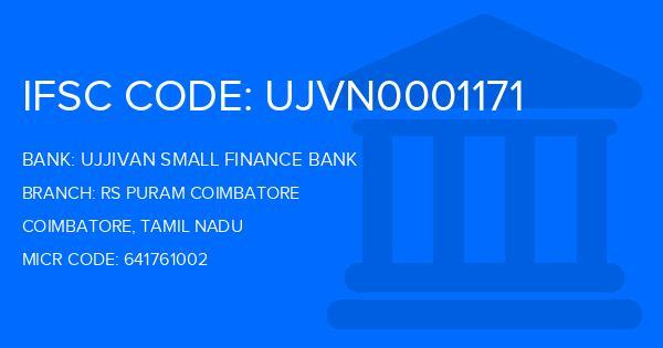 state bank of india ramanathapuram coimbatore ifsc code
